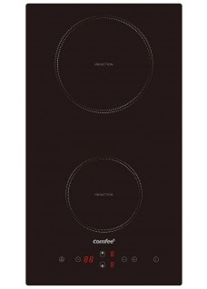 Встраиваемая индукционная варочная панель Comfee CIH300 Домино Черная