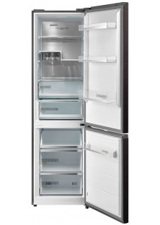 Холодильник Midea MRB520SFNJB5 Темный Графит Нержавейка
