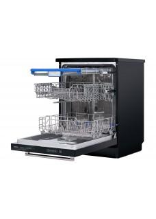 Посудомоечная машина отдельностоящая HIBERG I681432MB Черная