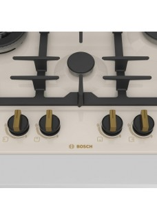 Варочная поверхность газовая Bosch NeoKlassik Serie | 6 PCI6B1B90R Бежевый