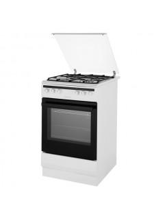 Плита для кухни комбинированная Hansa FCMW590977 Белая