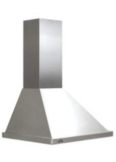 Вытяжка каминная Elikor Оптима 60Н-400-К3Л серебристый