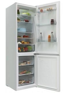 Холодильник полноразмерный с морозильником Candy CCRN 6200W белый