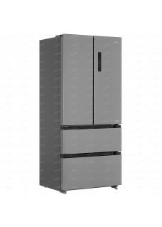 Холодильник многодверный Midea MRF519SFNX серый