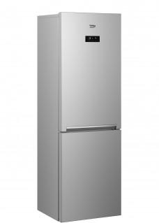 Двухкамерный холодильник Beko RCNK321K20S Серебристый