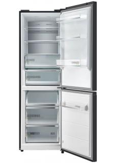 Двухкамерный холодильник Midea MRB519SFNJB5 Темный Графит