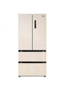Холодильник многодверный Midea MRF519SFNBE1 Бежевый Эмаль