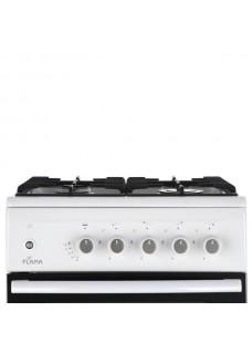 Газовая плита Flama NFG 24239 W Белая 50-55 см