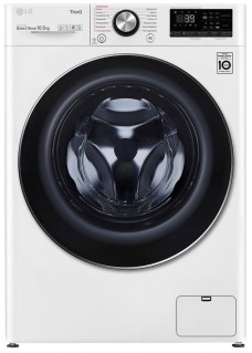 Стиральная машина LG TW4V9RW9W Белая 10,5кг