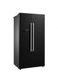 Холодильник Side-by-Side Midea MRS518SNBL1 Черный