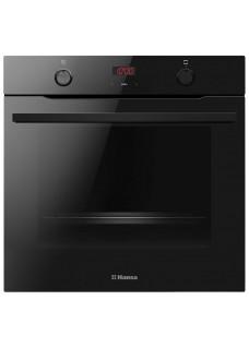Духовой шкаф электрический Hansa BOESS694077 Черное стекло