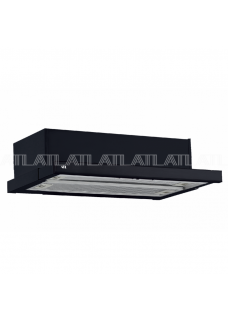 Вытяжка встраиваемая ATLAN SYP-1002 T 50 Black Черная