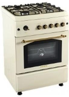Плита газовая AVEX G6021YR Бежевая