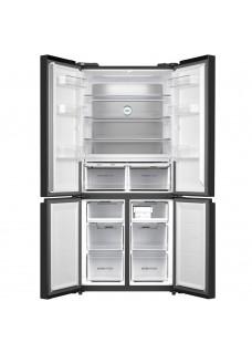 Холодильник многодверный TOSHIBA GR-RF610WE-PGS(22) Черное стекло