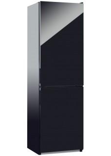Холодильник NordFrost NRG152 242 Черное стекло