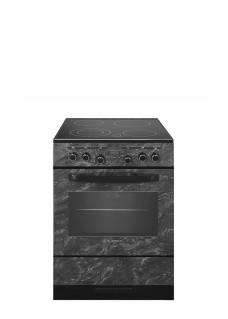 Плита для кухни GEFEST 6560-03 0053 Черная