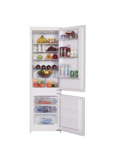 Встраиваемый холодильник комби Ascoli ADRF250WEBI Белый