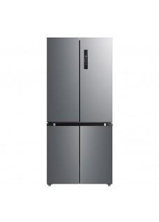 Холодильник Side-by-Side Midea MDRF644FGF02B Нержавеющая Сталь Инвертор