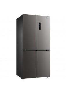 Многокамерный холодильник Midea MDRF632FGF28 Нержавейка Графит