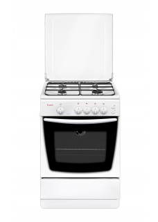 Плита газовая GEFEST 1200 С6 К33 Белый Эмаль