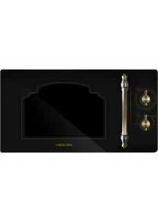 Микроволновая печь HIBERG VМ-4288 BR Черное стекло