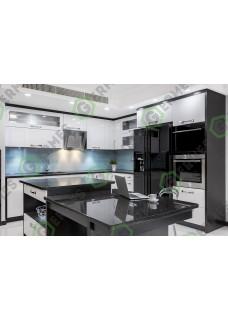 Комплект бытовой техники для кухни Нержавеющая Сталь Чёрный 10014