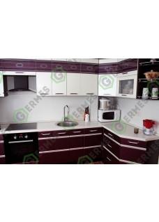 Комплект бытовой техники для кухни Модерн  цвет черный 10016