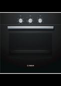 Встраиваемый духовой шкаф Bosch HBN211S0J Черный