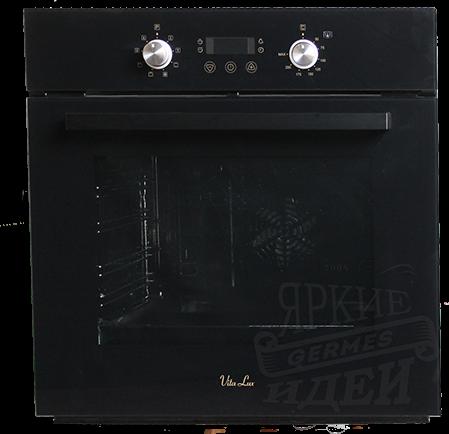 Духовой шкаф Vita Lux Черного цвета